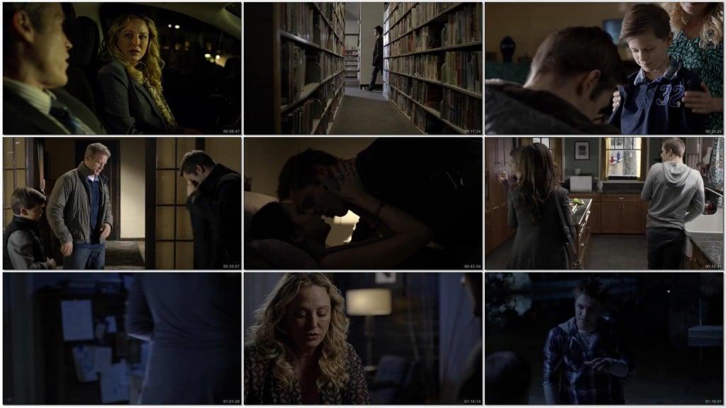 The Lost Boy scenes