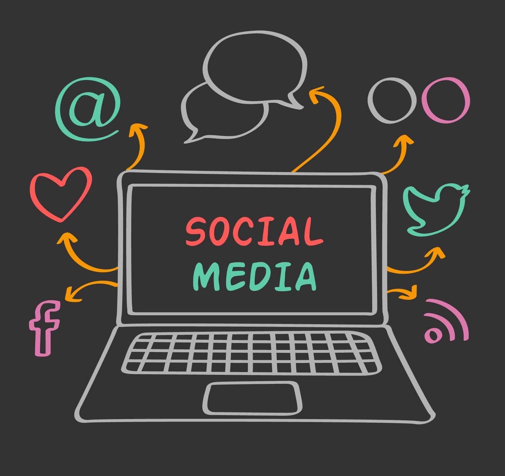 TOP 10 - książki social media, które chcę przeczytać