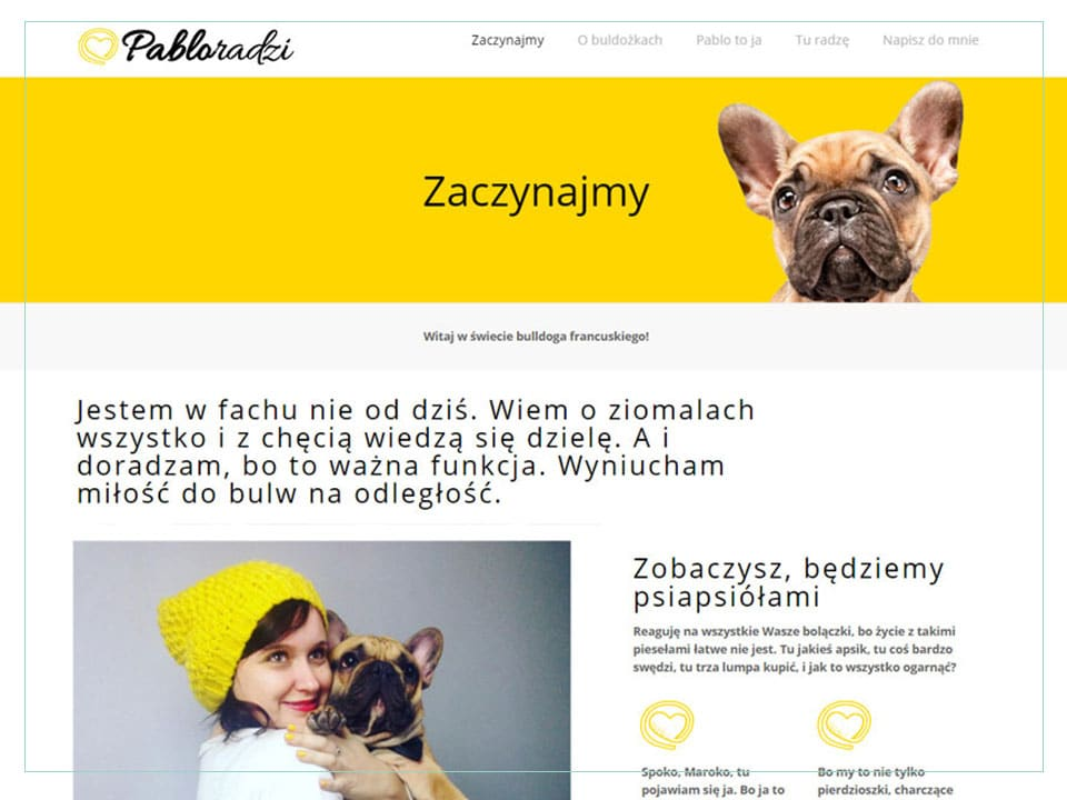 "Projekt ""Pablo Radzi"""