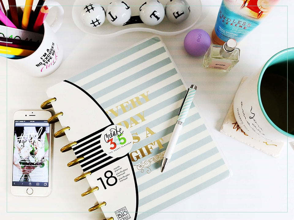 Kalendarz / planner na 2017