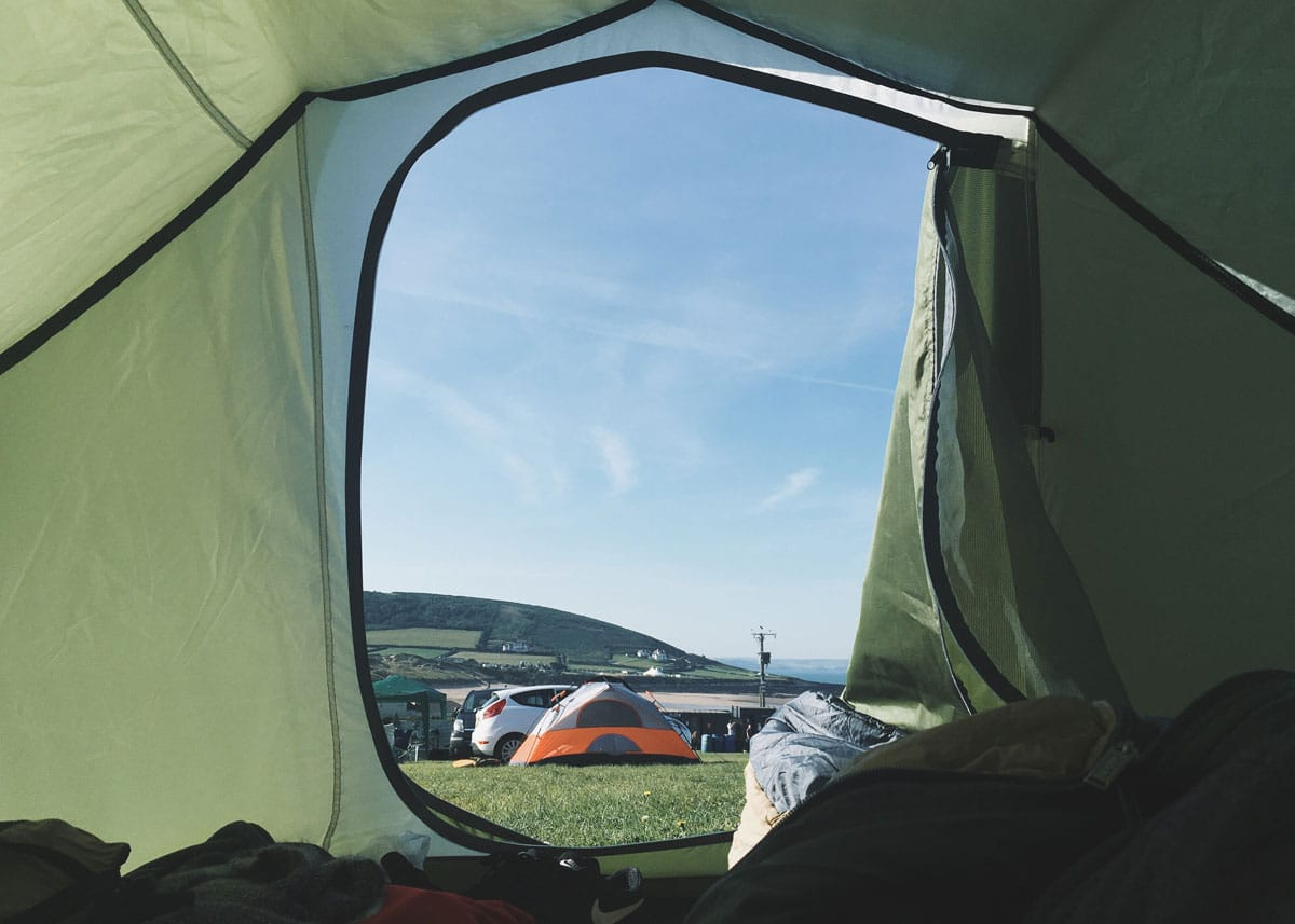 Camping z siostrą - Marzenie 30.