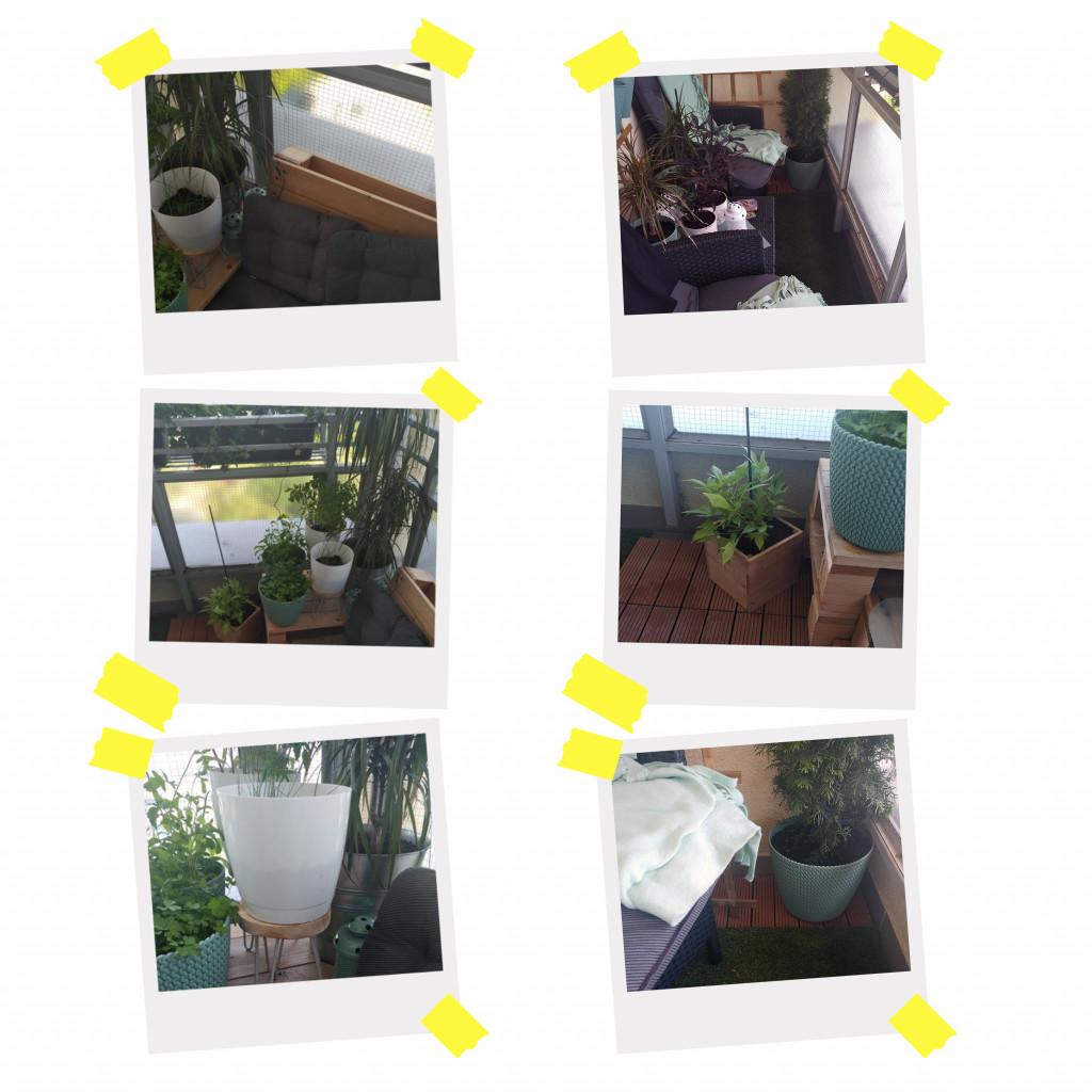 Projekt balkon - Życie Jest Śmieszne