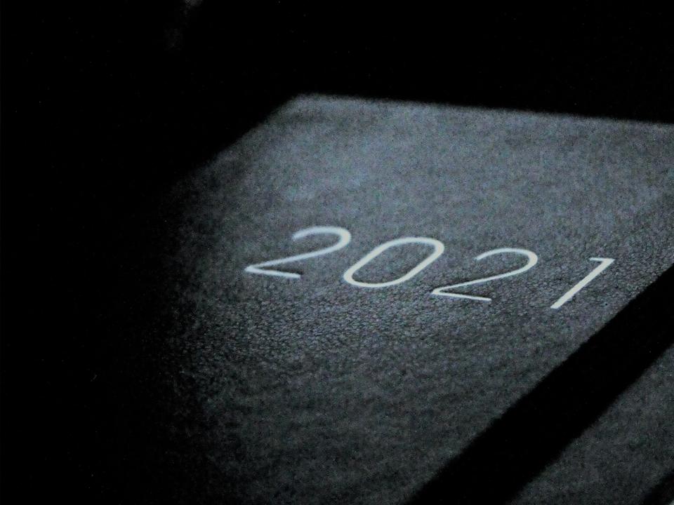 Plany na zwariowany rok 2021